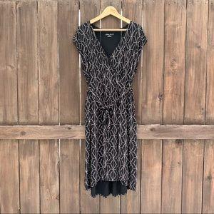 Ava & Viv Jersey Wrap Dress